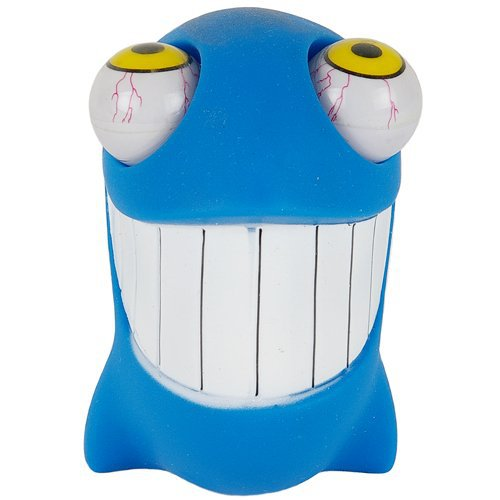 2014 Factory Outlet healing decompression vent pinch bulging eyes stare toy blue whales burst eye doll Tricky