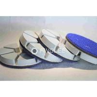6pcs Lot 3 Inch 80mm Dry Polishing Pads Granite Polishing Pads Diamond Polishing Pad Diamond Tools