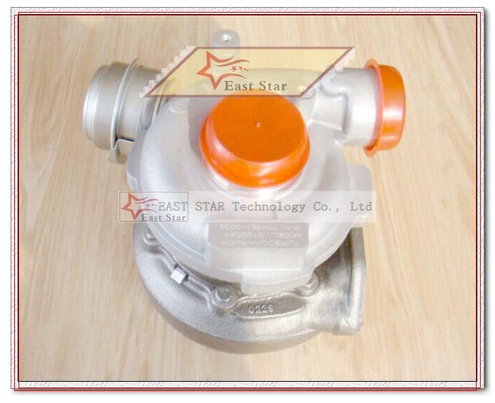 Бесплатная доставка GT2256V 704361 704361 5006 S 704361 0004 Турбокомпрессор Turbo для BMW 330D E46 X5 E53 1999 04 M57D M57 D30 3.0L D 185HP
