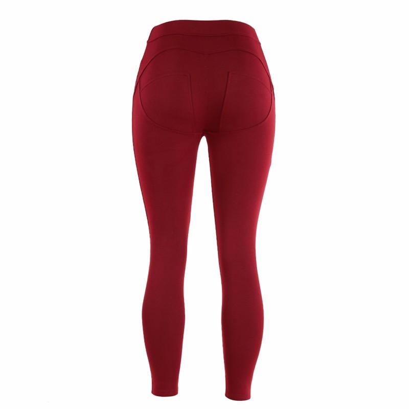 women push up hip leggings pants pants -22
