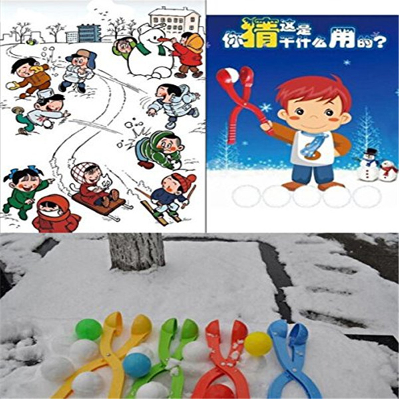1pclot-Winter-Snow-Ball-Maker-Sand-Mold-Tool-Kids-Toy-Lightweight-Compact-Snowball-Fight-outdoor-sport-tool-Toy-Sports-4