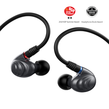 FiiO Metal kasa Knowles F9Pro üçlü sürücü hibrid HIFI kulaklık 3.5mm/2.5m için mikrofon ve uzaktan kumandalı cep telefonu MP3
