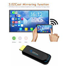 EZCast Dual Band 5GHz 2.4GHz WiFi Miracast Smart Box DLNA HDMI Mirror2 TV Dongle TV Stick Airplay Media Player EZCast Download