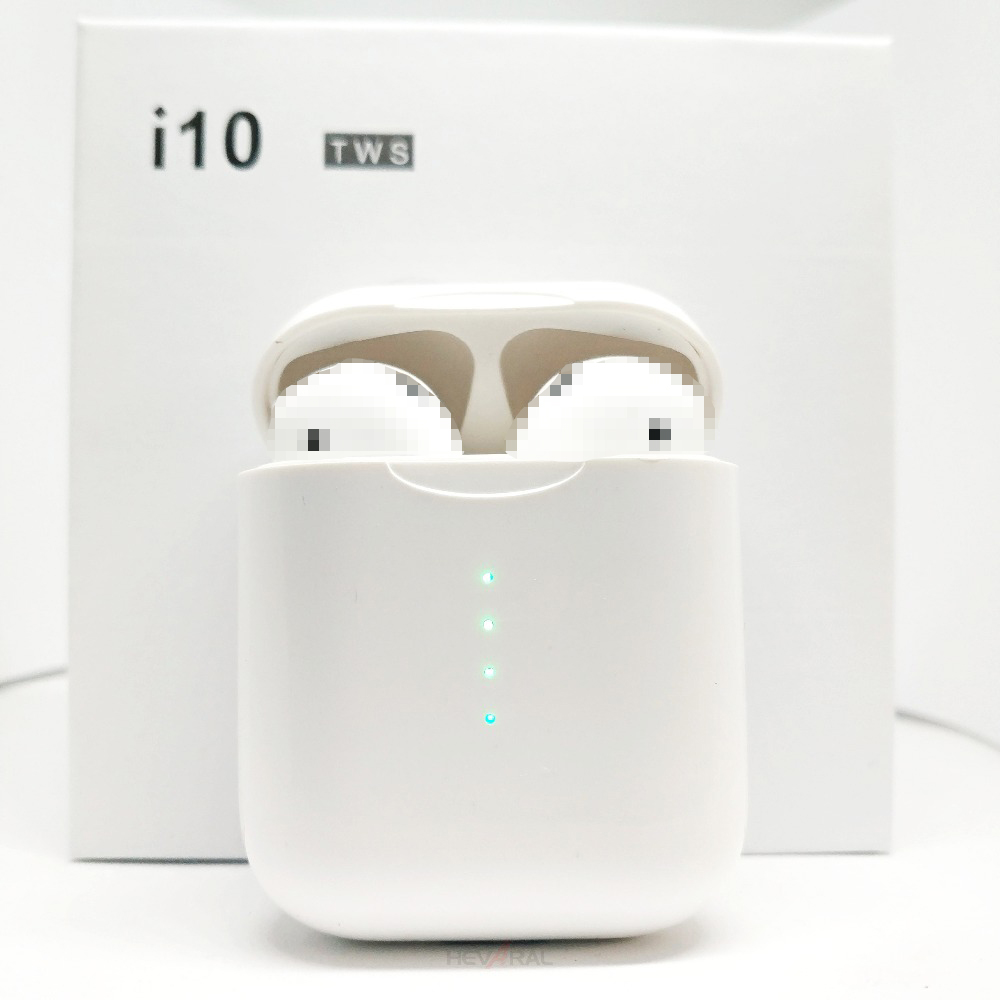 i10 <font><b>TWS</b></font> Bluetooth 5.0 Earbuds i9s <font><b>TWS</b></font> Wireless Earphones Support Touch Control Wireless Charging Binaural Calling PK i12 i30 <font><b>i80</b></font> image