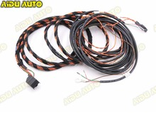 Front Camera Lane assist keeping system Wire cable Harness USE For audi Q7 4M A4 B9 A5 8W