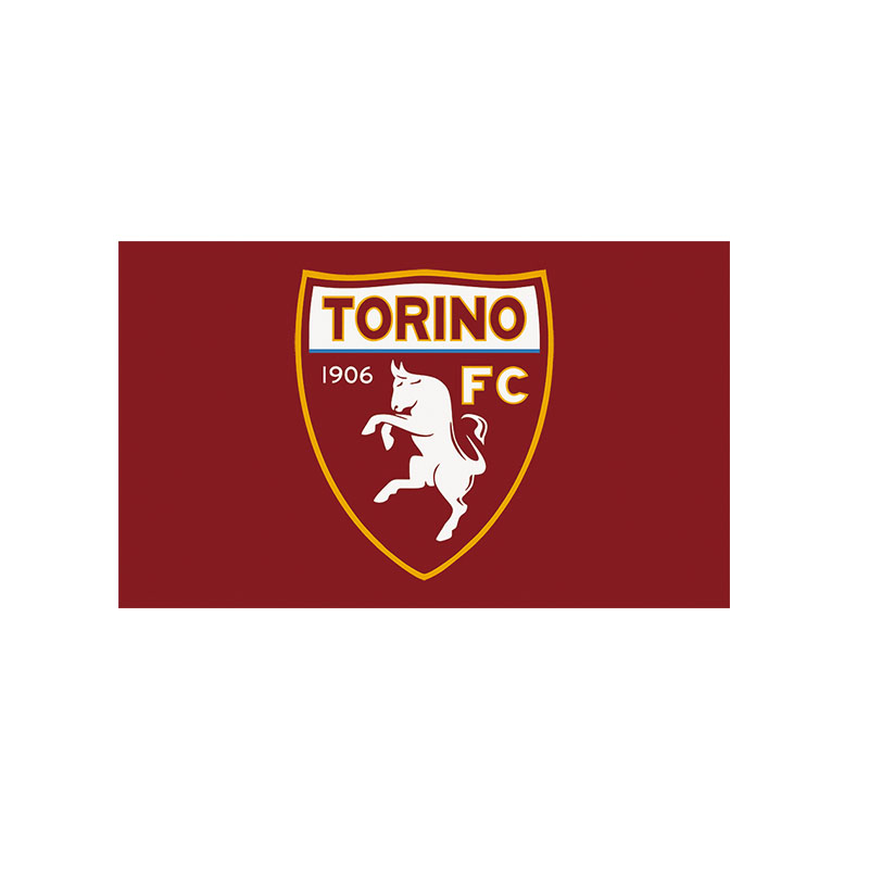 Italy Torino Football Size 3ft*5ft 90*150cm flag sports team flags banner custom