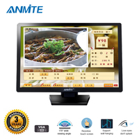 Anmite 22 TFT Lcd Touch Monitor PC optional Resistive /Capacitive touch Display