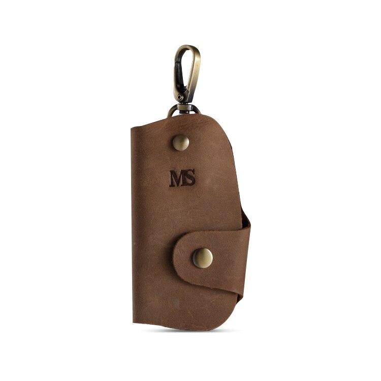 moda chave anéis marrom y200 Largura do Item : 0.5cm