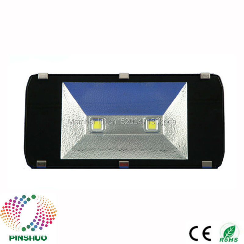 (8PCS/Lot) DC12V 24V Warranty 3 Years Thick Housing 200W LED Floodlight 12V LED Flood Light Solar Outdoor Tunnel Spotlight Bulb