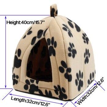 Warm Cotton Cat House  5