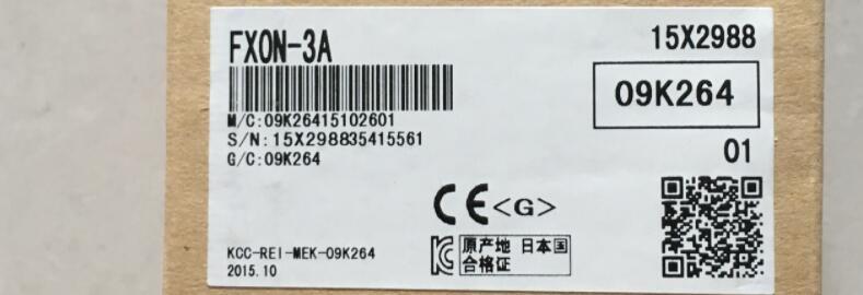 Nuovo ed originale Modulo PLC FX0N-3ANuovo ed originale Modulo PLC FX0N-3A