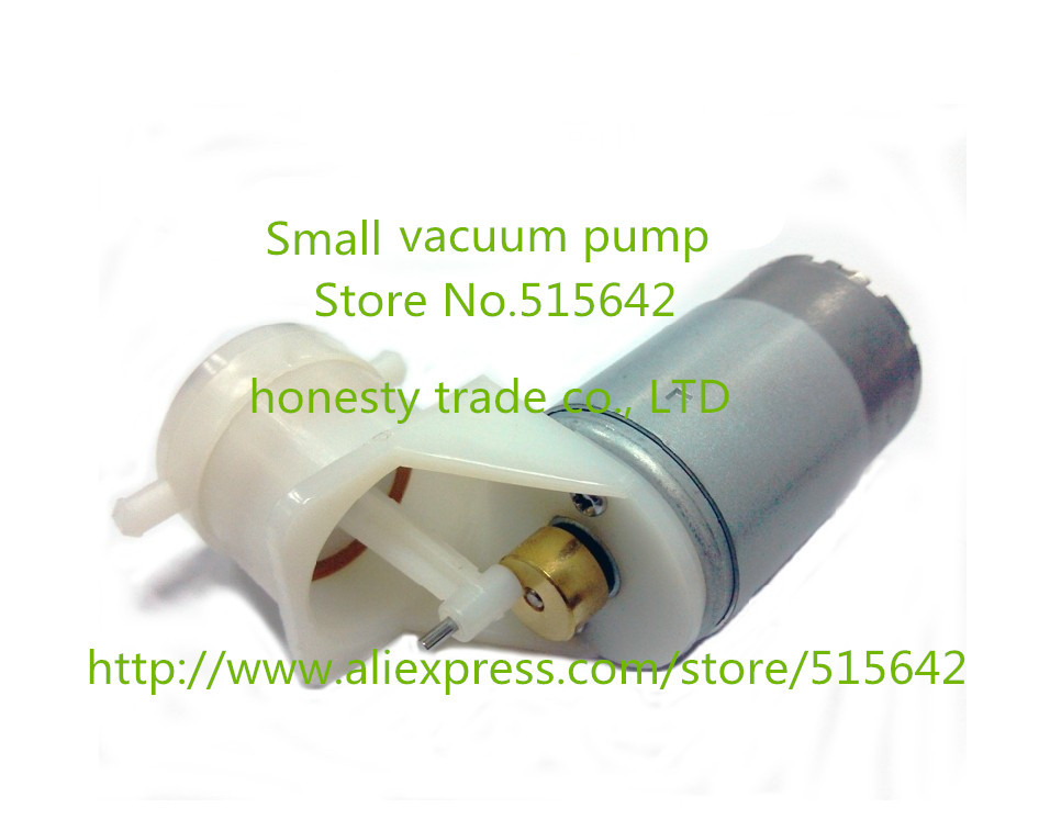 DC12V/24V Air Pump Vacuum Electric Piston - honesty trade co., LTD store