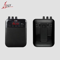 Hot Aroma AG 03M 5W MINI Guitar Amp Recorder Speaker Portable Guitar Amplifier With TF Card