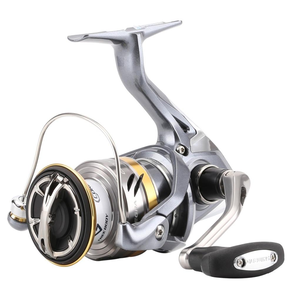 Prix pour 2017 New Original Shimano ULTEGRA FB 1000HG 2500HG C3000HG C5000XG 5 + 1BB Spinning Reel Fishing X-Le Bateau Saltewater de pêche Roue