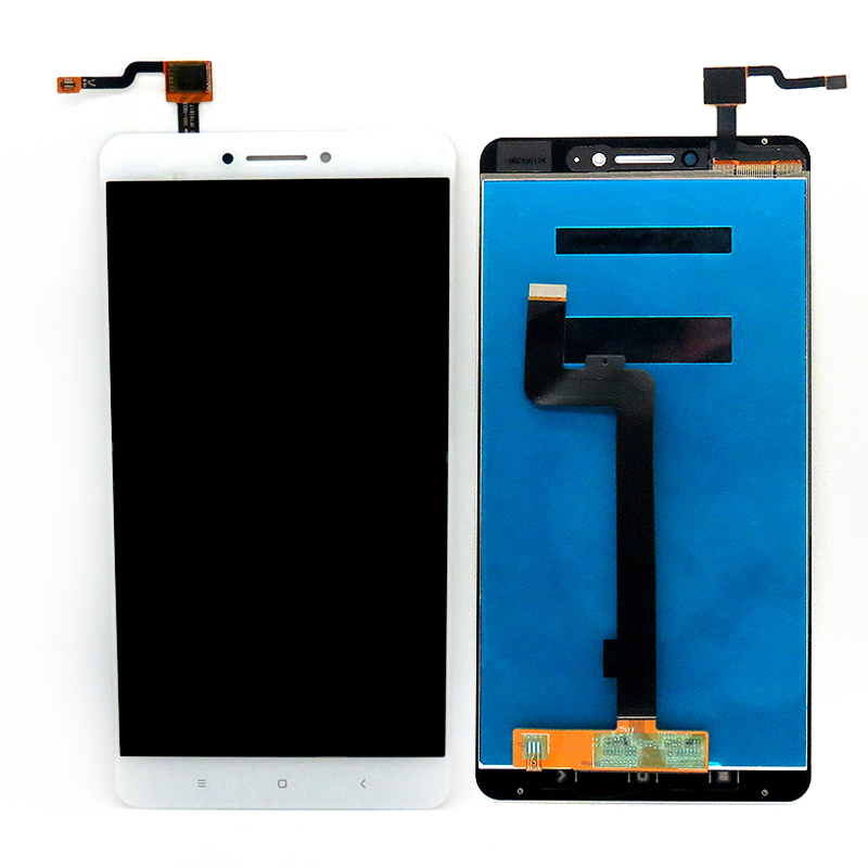 100% New LCD Display +Digitizer Touch Screen Assembly Replacement For Xiaomi MI Max Phone Parts And Free Tools for xiaomi mi note pro lcd display 2k touch screen tools 100% new digitizer 2560x1440 5 7 assembly replacement for phone