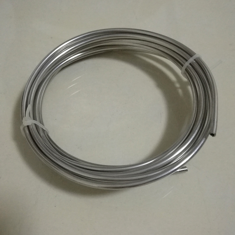2mm 2.5mm 3mm 4mm 304 Stainless Steel Capillary Pipe Coil Gas Pipes Capillary Tube