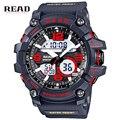 Moda LEVARAM Relógio Digital de Militares Dos Homens Top Marca de Luxo Famoso Relógio Do Esporte Masculino Relógio Eletrônico Relógio de Pulso Relogio masculino