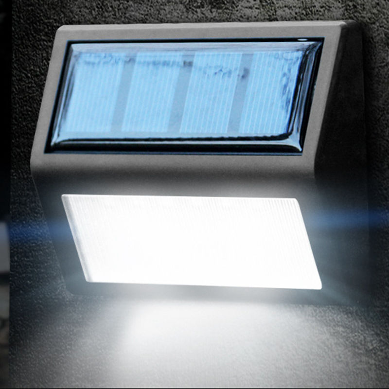 6/10/20/32/52 LED Solar Power Light Motion Sensor Wall Light Outdoor Waterproof Garden Lamp Stairs Corridor Solar Sconces