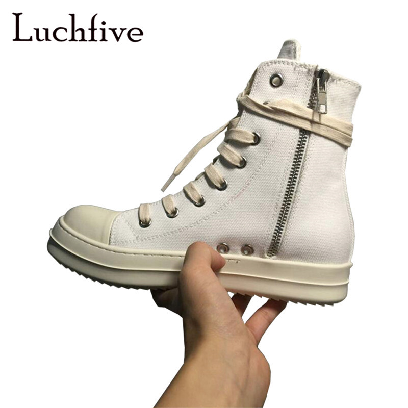 Fashion canvas lace up ankle boots women classic round toe low wedges female shoes black white yellow zipper shoes womanFashion canvas lace up ankle boots women classic round toe low wedges female shoes black white yellow zipper shoes woman
