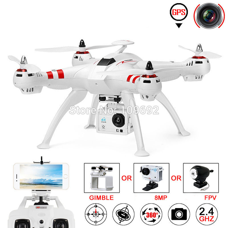 Kainisi Xa  Rc Drone Gps Quadcopter Bayang Toys Brushless Holder Gopro Helicopters Can Add