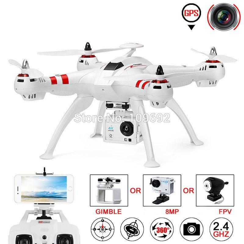 Kainisi x8a-1 rc drone quadcopter gps bayang toys sin escobillas titular helicóp