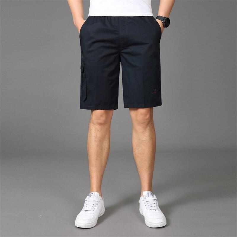 Шорты-карго мужские, камуфляжные, хлопковые, свободные, повседневные, большие размеры 5XL, лето 2020
