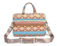 Bohemian Laptop Messenger Bag For Macbook Lenovo 12 13 14 15 Inch Notebook Shoulder Bag Sleeve