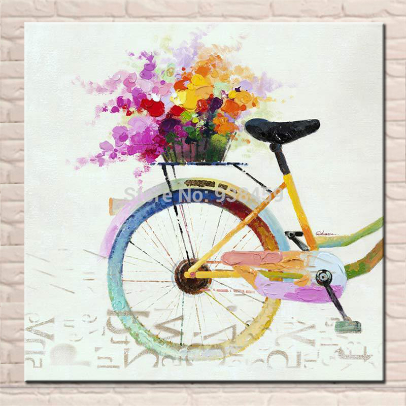 Bicycle Painting Price