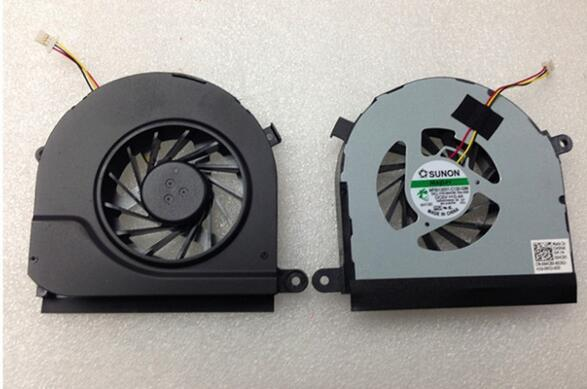 Genuine New Free Shipping For DELL Inspiron 17R N7110 MF60120V1-C040-G99 MF60090V1-C210-G99 3Pin CPU Cooling Fan