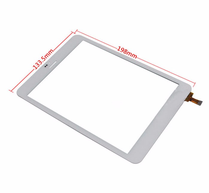 New 7.85 Inch Touch Screen Digitizer Panel For Impression Impad 2413 R4 Tablet Pc