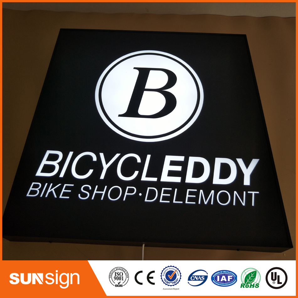 New Arrival Acrylic Customized Led Light Box