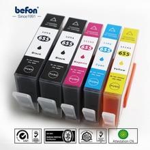 Befon X5 Совместимость 109A 110A сменный картридж для принтера для hp 655 hp 655 с чернилами hp deskjet 3525 5525 4615 4625 4525 6525 6625 принтер