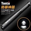 Самозащита Алюминиевый bat свет фонарик военная led взрывозащищенные открытый факел дальний палку факел