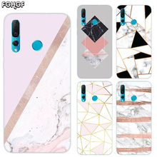 Marble Grain Soft Hull Shell Case For Huawei Nova 2 Plus 2S 3 3i 4 TPU Printed Pattern Riverdale Cover