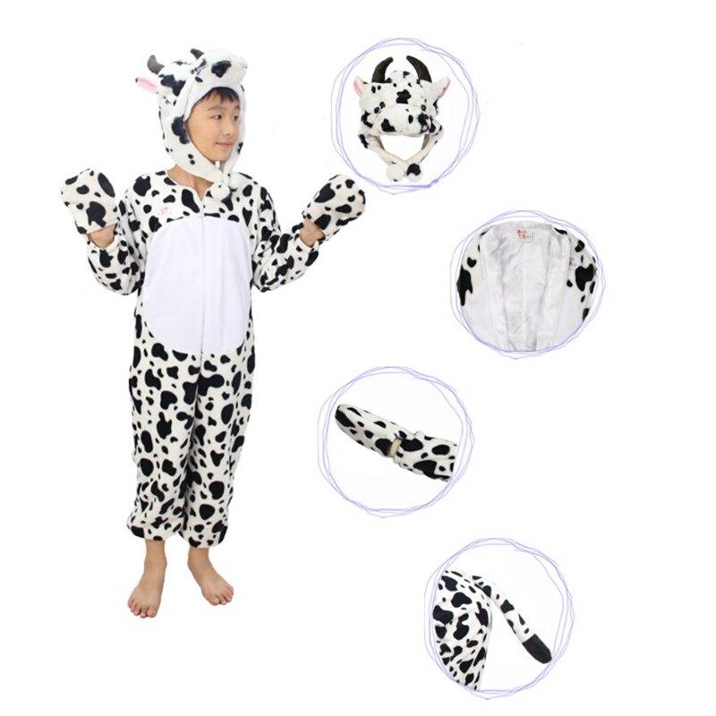 cow costume cosplay for kids halloween costumes clothing for children kids girls boyschina - Halloween Costume Cow