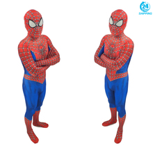 3D printing Spider-Man 3 Raimi Spiderman Cosplay Costume Zentai Superhero Bodysuit Suit Jumpsuits  spiderman costume