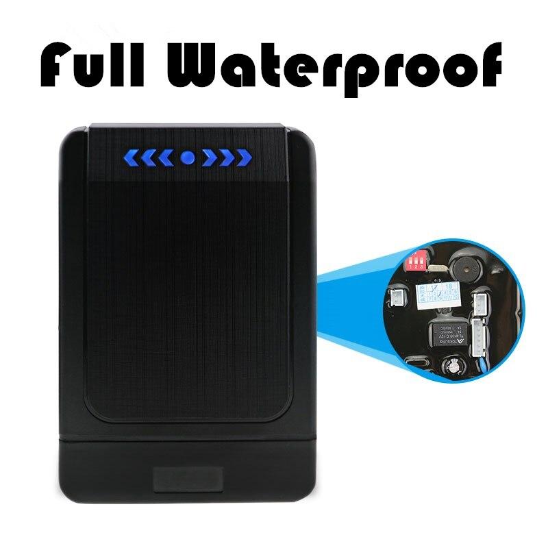 Полный Водонепроницаемый EM-ID 125 кГц Wiegand 26 RFID двери Карточки контроля доступа клавиатуры машины Управление Лер Reader замок