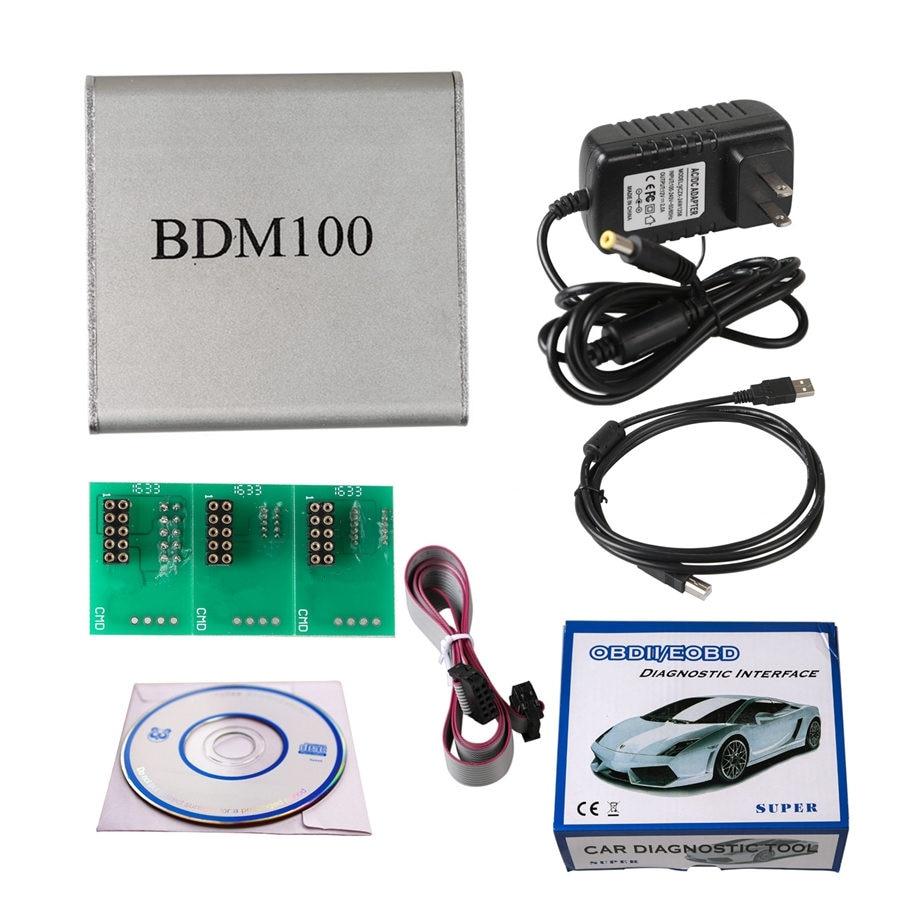 DHL Free KESS V2 V5.017 V2.47 EU KTAG V7.020 Red V2.25 ECM Titanium 4 LED FGTECH V54 BDM FRAME BDM100 V1255 BDM Probe 22pcs - 4