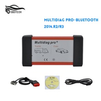 A+ Quality Multidiag pro+ TCS cdp pro with Bluetooth For Car/Truck obd2 scanner Support Mulit Language