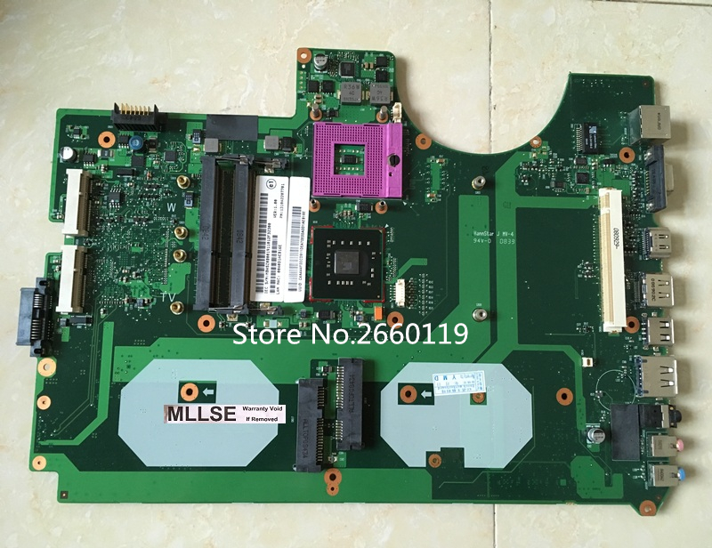 Laptop motherboard for 8930 8930G 6050A2207701-MB-A02 mainboard Fully tested dk10f 6050a2541801 mb a02