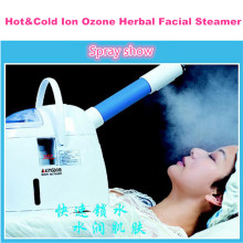 Facial Mist Sprayer Moisturizing Herbal Vaporizador Ozone Face Sprayer Nano Ceramic Vaporizer Steamer Hot Cold Humidifier Whiten