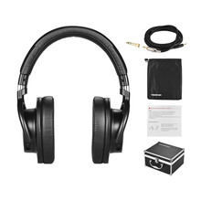 TAKSTAR PRO 82 Professional Studio Dynamic Monitor Headphone Headset Over-ear for Recording Monitoring Music Appreciation(China)