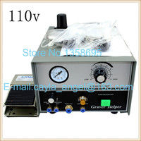 110v Graver mate double ended Pneumatic engraving machine Engraving machine The handle with two work