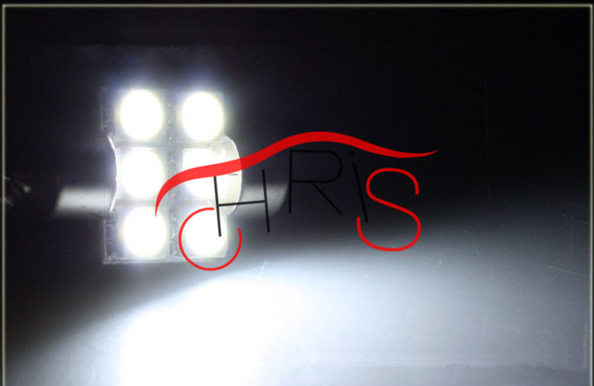 2014 New high quality 31MM 6-SMD 5050 LED MULTI-COLOR Festoon Replacement Dome Interior Light Bulb 12V Freeshipping voennoplennye v shaxterske 31 07 2014