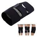 Effective Self-heating Kneepad Magnetic Knee Support Tourmaline Brace Wrap Pain Relief Arthritis Protector