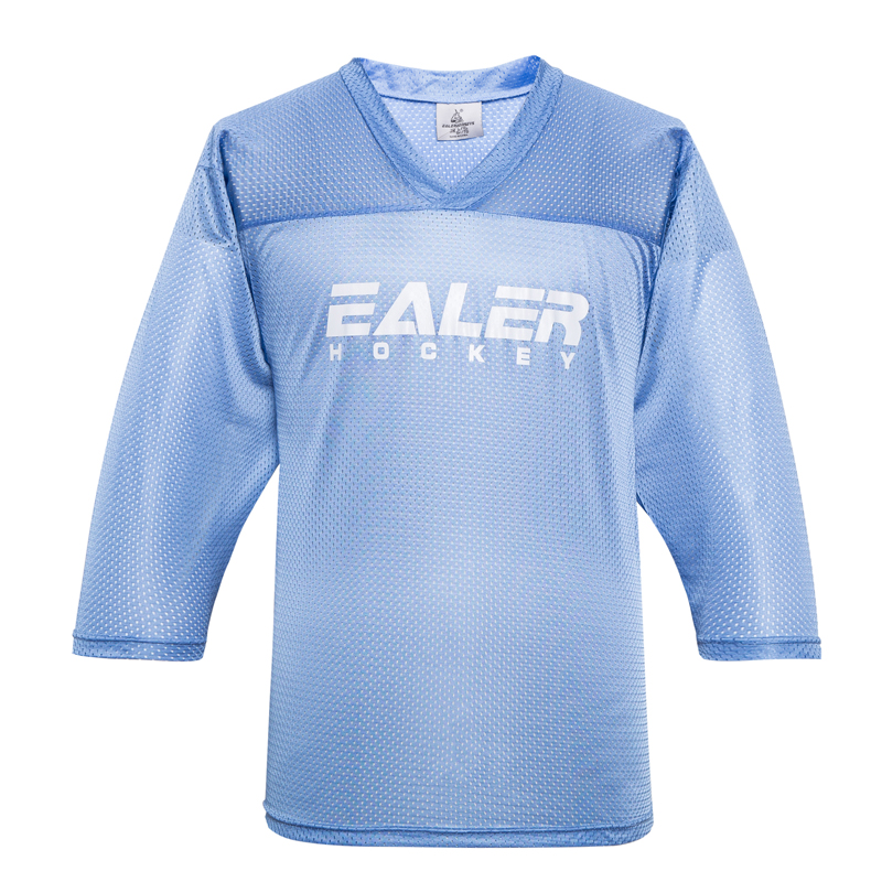 Cool hockey free shipping mesh ice practice hockey jerseys blue-in ... e03031242