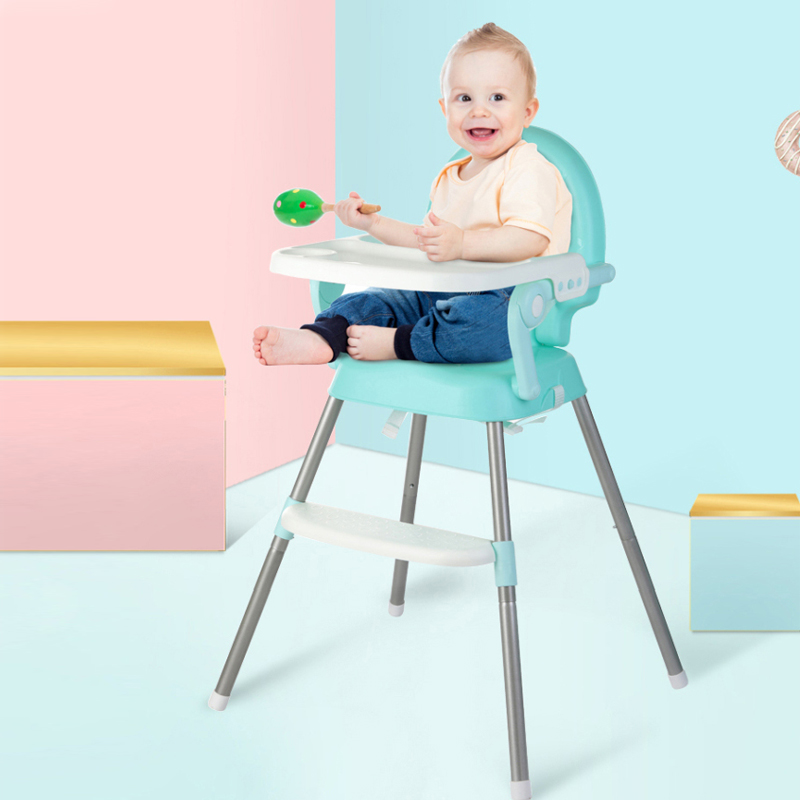 New Baby Portable Infant Dining Lunch Chair / Safety Belt Feeding Baby High Booster Chair