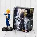 20 CM Dragon Ball Z Super Vegeta Anime Ação Dos Desenhos Animados Figuras de Brinquedo Coleção Modelo de Brinquedo