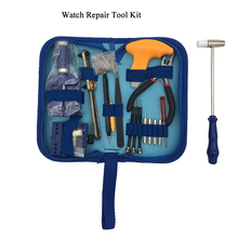 23 PCS Watch Repair Kit, Spring Bar Tool Set Band Link Pin with Carrying Case