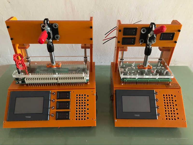 Светодиодный испытательный стенд PCBA функциональный прибор может быть настроен
